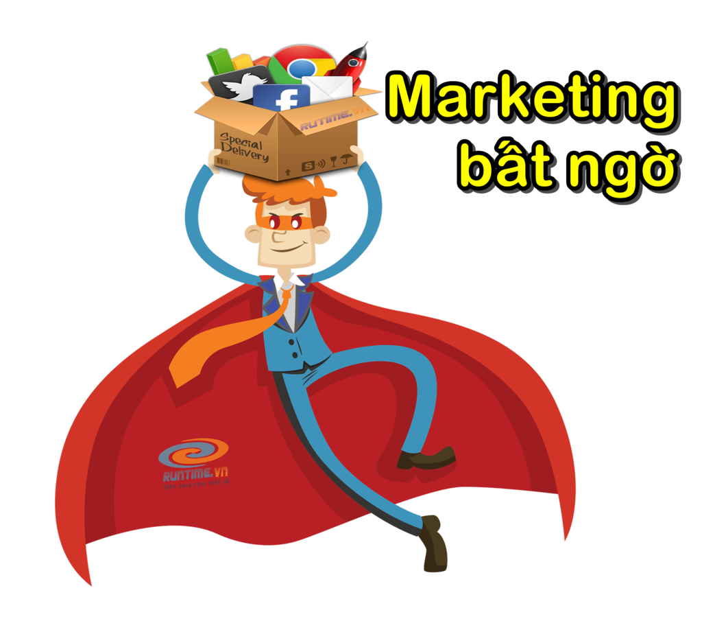 Marketing bất ngờ
